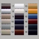 heroal-kleuren